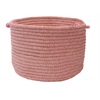 "Softex Check- Camerum Check 14""x10"" Utility Basket"