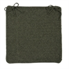 Courtyard - Olive Chair Pad (set 4)