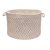 "Elmwood - Stonewash 18""x12"" Storage Basket"