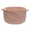 "Elmwood - Rosewood 18""x12"" Storage Basket"