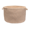 "Elmwood - Evergold 18""x12"" Storage Basket"