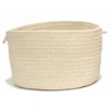 "Shear Natural - Canvas 18""x12"" Utility Basket"
