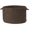 "Shear Natural- Rural Earth 14""x10"" Utility Basket"