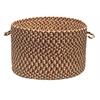 "Pattern-Made- Natural Multi 14""x10"" Utility Basket"