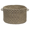 "Pattern-Made- Dark Multi 14""x10"" Utility Basket"