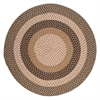 Colonial Mills Pattern-Made - Dark Multi 4' round