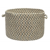 "Pattern-Made- Blue Multi 14""x10"" Utility Basket"