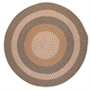 Colonial Mills Pattern-Made - Blue Multi 4' round