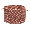 "Pattern-Made - Red Multi 18""x12"" Utility Basket"