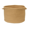 "Simply Home Solid - Topaz 24""x14"" Utility Basket"