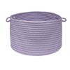 "Simply Home Solid- Amethyst 14""x10"" Utility Basket"