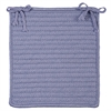 Simply Home Solid - Amethyst Chair Pad (set 4)