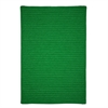Colonial Mills Simply Home Solid - Leaf Green 6' square
