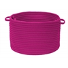 "Simply Home Solid- Magenta 14""x10"" Utility Basket"
