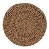 Colonial Mills Hayward - Mocha Chair Pad (single)