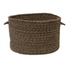 "Hayward- Bark 14""x10"" Utility Basket"
