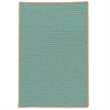 Colonial Mills Point Prim - Teal 2'x3'