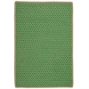 Colonial Mills Point Prim - Leaf Green 6' square