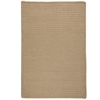 Colonial Mills Sunbrella Solid- Wheat 6'x9'