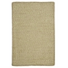Colonial Mills Simple Chenille - Sprout Green 6' square