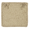 Colonial Mills Simple Chenille - Sprout Green Chair Pad (single)