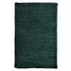 Simple Chenille - Dark Green 6' square