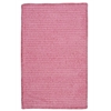 Colonial Mills Simple Chenille - Silken Rose 6' square