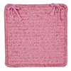Colonial Mills Simple Chenille - Silken Rose Chair Pad (single)