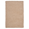 Colonial Mills Simple Chenille - Sand Bar 8' square