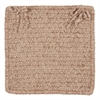 Colonial Mills Simple Chenille - Sand Bar Chair Pad (single)
