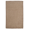 Simple Chenille - Café Tostado 2'x3'