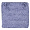 Simple Chenille - Amethyst Chair Pad (single)