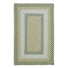 Montego - Lily Pad Green 4'x6'