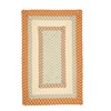 Colonial Mills Montego - Tangerine 2'x6'