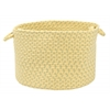 "Colonial Mills Montego - Sundance 18""x12"" Utility Basket"