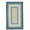 Colonial Mills Montego - Blue Burst 6' square