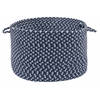 """Montego - Blue Burst 18""""x12"""" Utility Basket"""