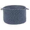 "Colonial Mills Montego- Blue Burst 14""x10"" Utility Basket"
