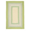 Colonial Mills Montego - Lime Twist 3'x5'