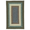 Colonial Mills Montego - Bright Brown 4' square