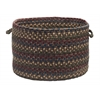 "Midnight- Java 14""x10"" Utility Basket"