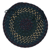 Colonial Mills Midnight - Indigo Chair Pad (single)
