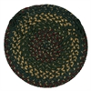 Colonial Mills Midnight - Deep Forest Chair Pad (single)