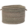 "Oak Harbour- Cabana 14""x10"" Utility Basket"