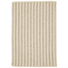 Colonial Mills Woodland Vertical Stripe - Light Gray 8'x10'