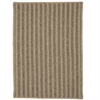 Woodland Vertical Stripe - Dark Natural 5'x7'