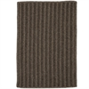 Colonial Mills Woodland Vertical Stripe - Brown 6'x9'