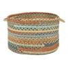 """Olivera- Vintage Blue 14""""x10"""" Utility Basket"""