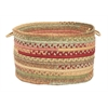 "Olivera - Light Parsley 18""x12"" Utility Basket"