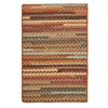Colonial Mills Olivera - Warm Chestnut 4'x6'